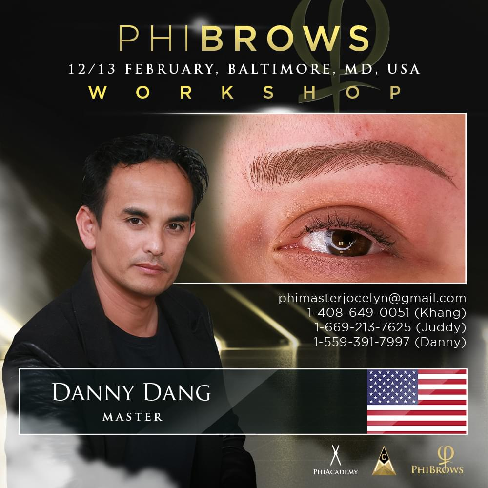 Phibrows Baltimore