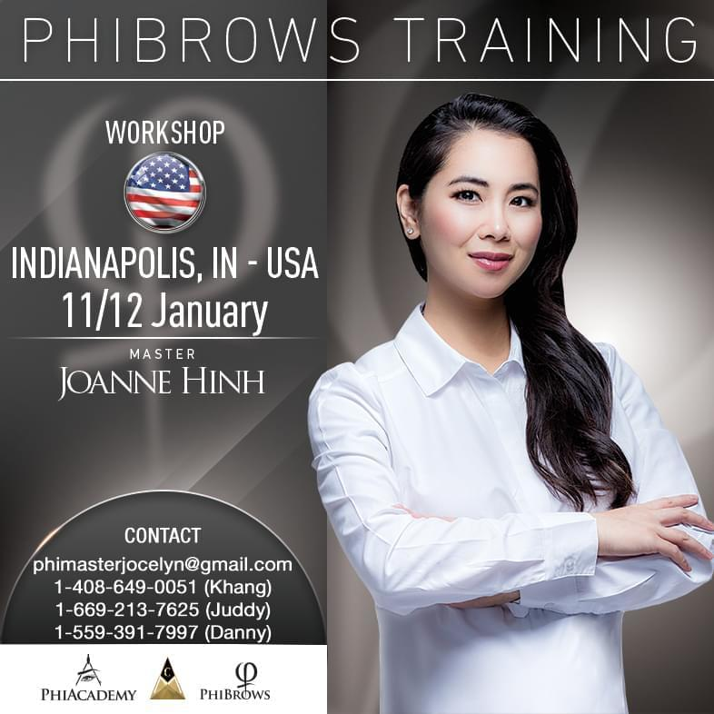 Phibrows in Indianapolis